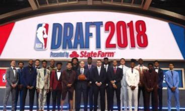 今年选秀前5的NBA球星,组成首发五虎的话!这支球队到底多强悍?
