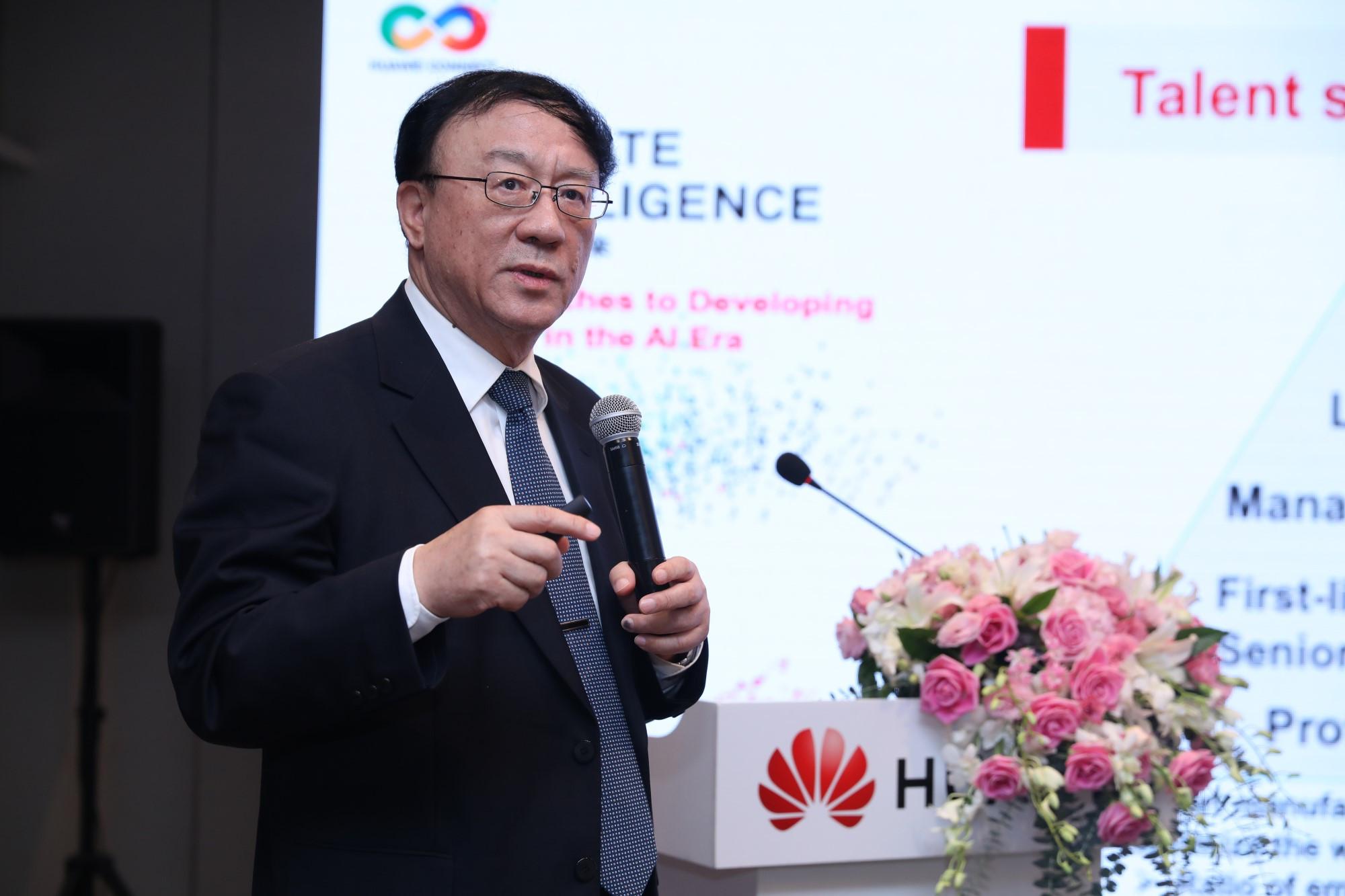 黄卫伟:企业如果不端正经营态度和长远目标,从华为是学习不到东西的