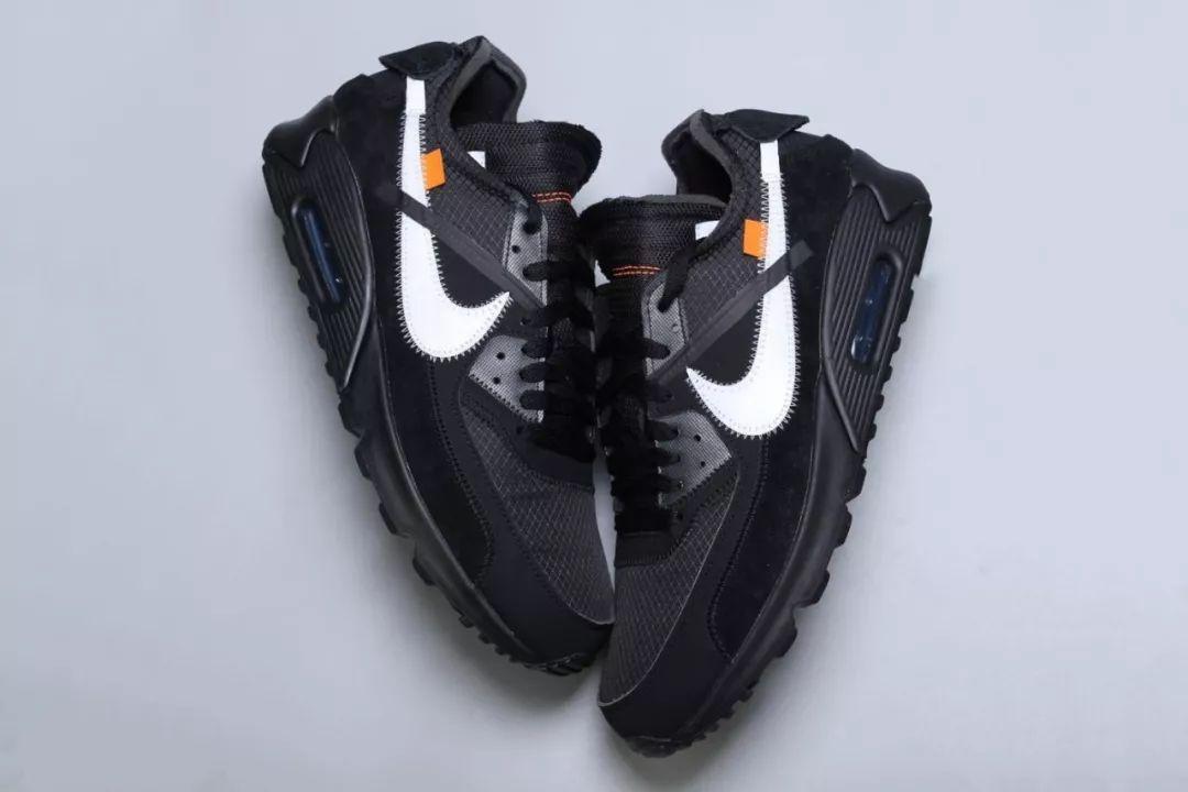 separation shoes 5d832 58c9b 更多细节曝光!OFF-WHITE x Nike Air Max 90 V2 秋季发售!_风格