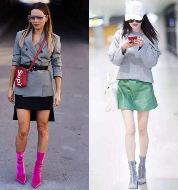腿不直的女人,秋冬尽量避开3种靴子,显腿短不说,腿型还很难看