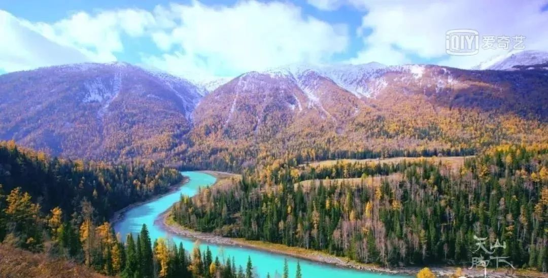 拍出了新疆最美的风景以及平凡小人物的生命
