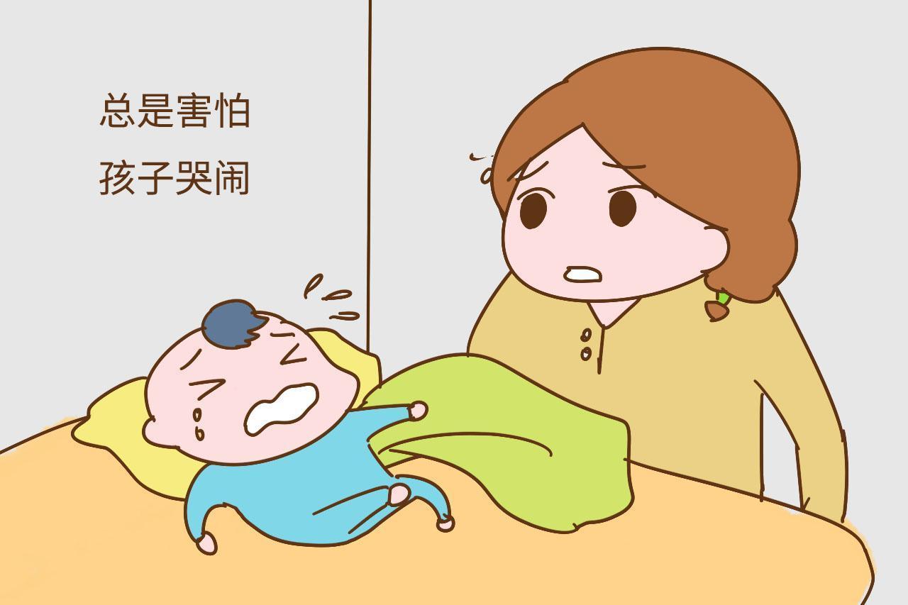 给孩子断奶,妈妈一定要狠下心,别总是害怕孩子哭闹