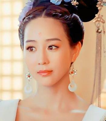 大饼脸如果拥有张钧甯完美的古典脸型?