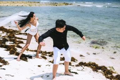 厦门青岛婚纱摄影前十排名哪家好工作室推荐哪家强图片