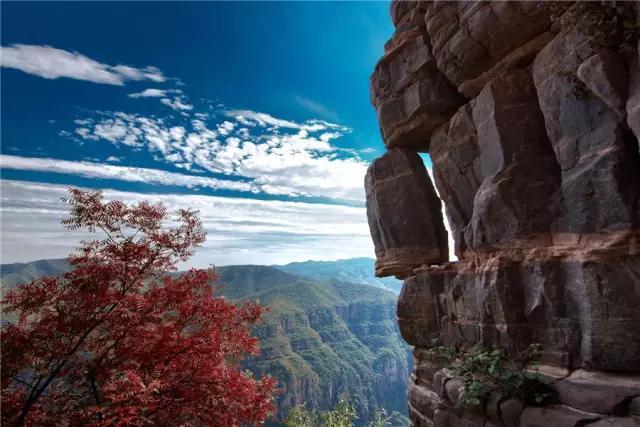 秋天 这十个地方美出了新高度