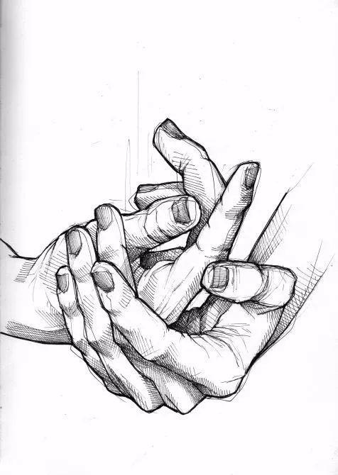 在艺术考试和绘画创作中 抓东西的手,几乎囊括其中 手抓饼剑,手握刀图片