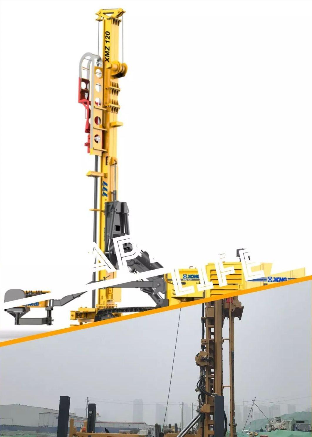警法 正文  将携徐工xmz120锚杆钻机和xsl7/350水井钻机精彩亮相.图片