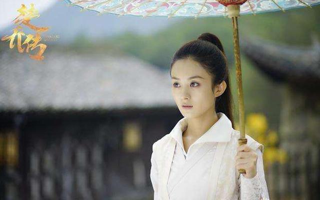 女明星演员们在剧中撑伞姿势谁最美? 时尚娱乐 图6