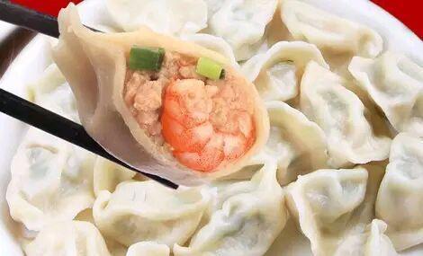 冬天我们家最爱的饺子,天天吃不够,挑食的孩子都直呼过瘾