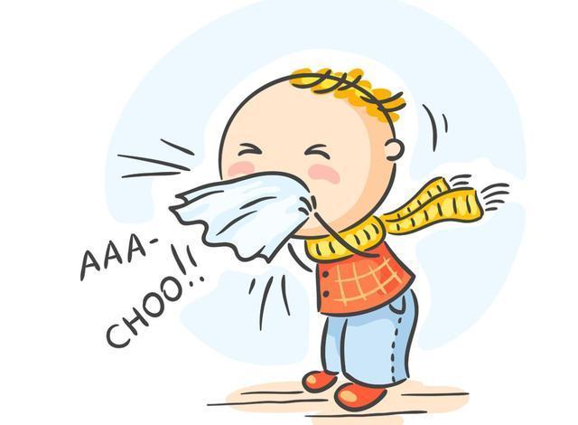 儿科医生:八九成的感冒不是冻着导致的,孩子秋季感冒真相在这里图片