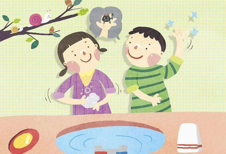 """全球洗手日:""""洗""""走细菌,""""手""""护健康图片"""