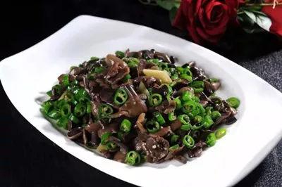 应季菌类菜品11款