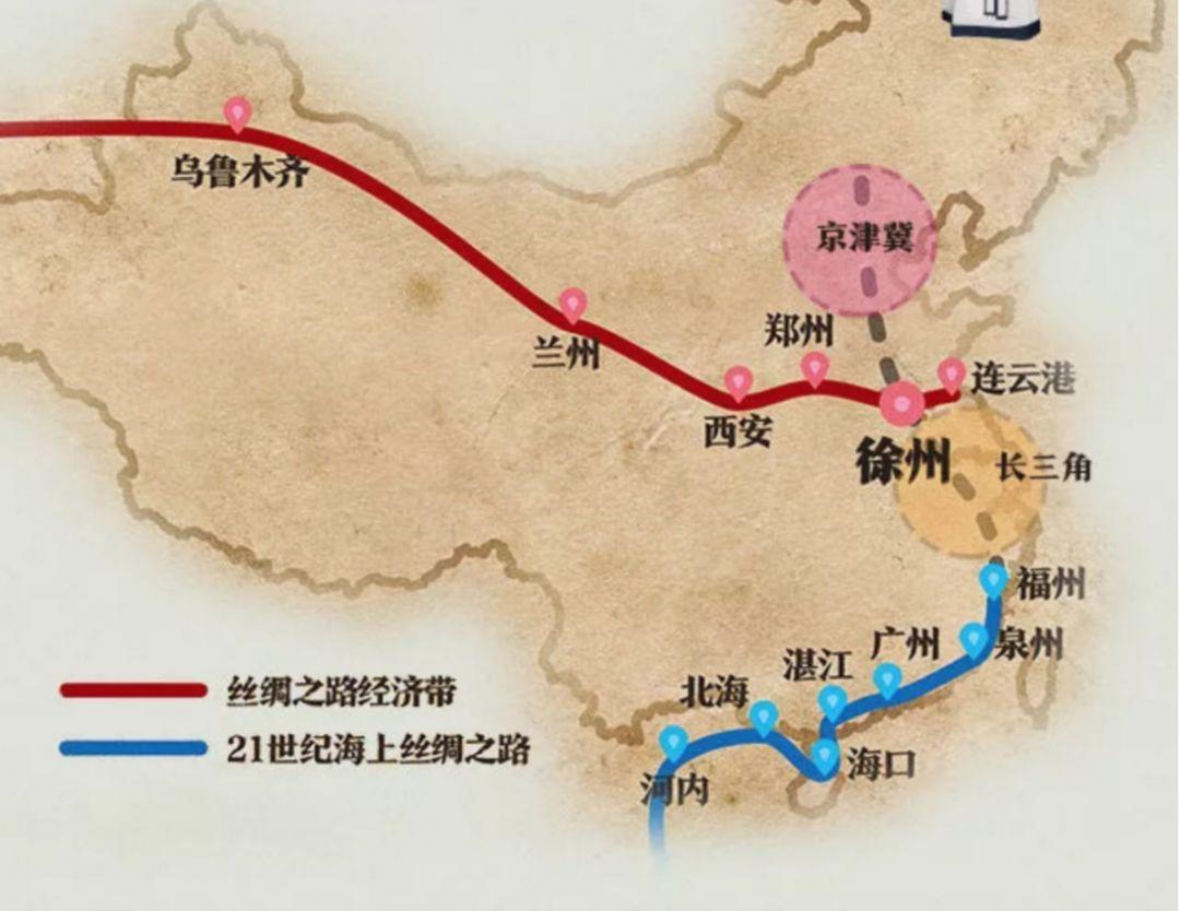 """图片来源:徐州旅游网 来之不易的""""一城青山半城湖""""图片"""