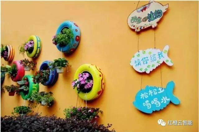 幼儿纸盘手工制作植物