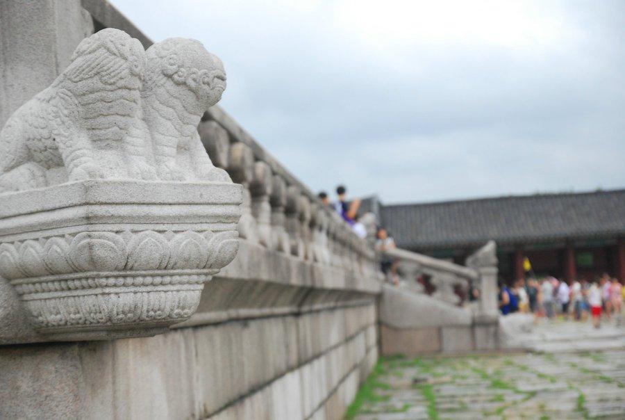 韩国皇宫是故宫5倍大,并且历史比故宫长,为什么毫无名气?