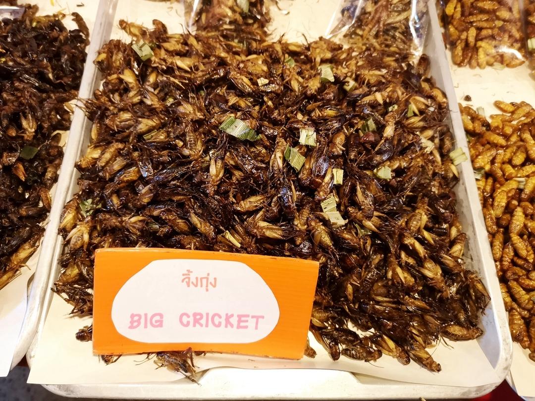泰国人除了吃虫,还吃像便便一样的香肠!