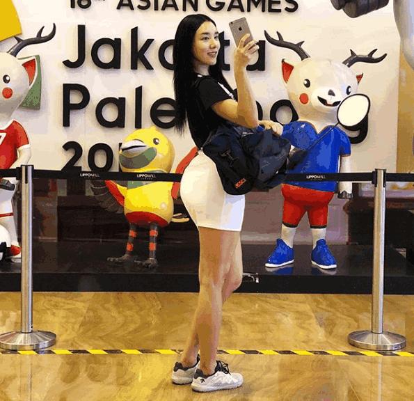 健身塑形的女人,能驾驭一双大粗腿,才能叫好身材!