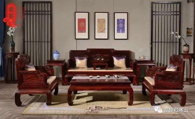 不开裂的红木家具是不可能的