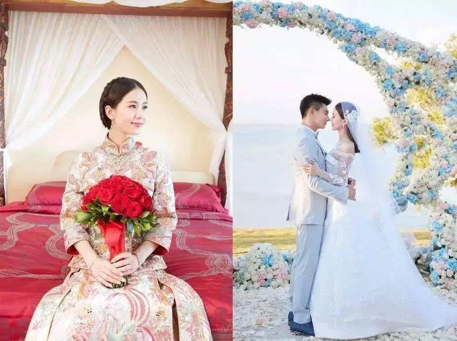 芍药今天就要来对比一下西式婚礼和中式婚礼的区别,如果你正在纠结图片