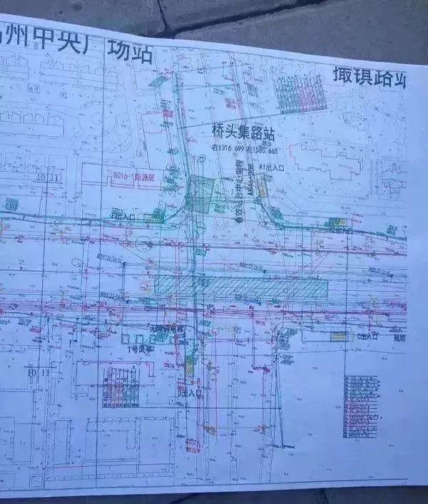 2号线东延施工图纸曝光,沿线勘测工作也已经启动!