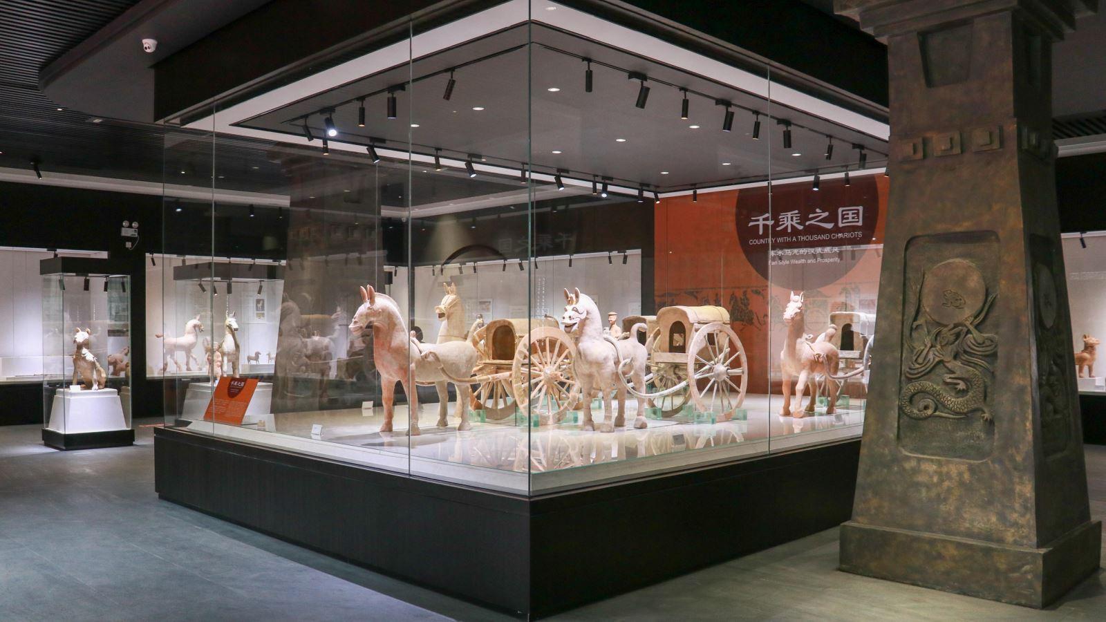 汉陶文化越千年光阴而来——宏宇巨资打造的中国陶瓷博物馆一期隆