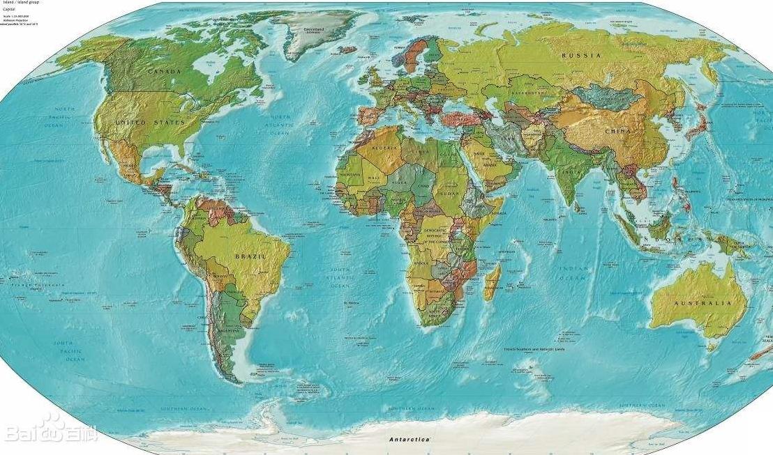 中国领土面积排名第三,但是论有效面积的话,我们远超前两个国家