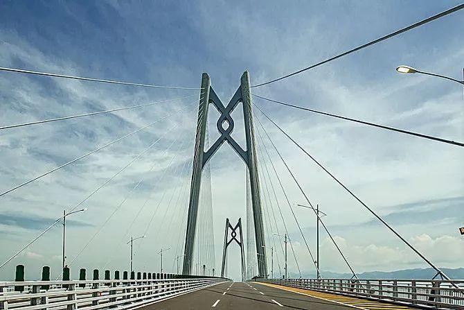定了 港珠澳大桥10月24日正式通车 粤港澳大湾区城市格局将巨变