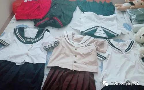 jk制服,lo裙,情趣服装,能代表二次元圈子幺?
