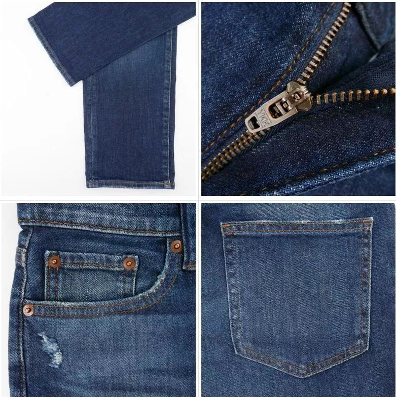 装配牛仔裤_时尚 正文  质量在绝大部分常规款牛仔裤智商 优衣库的牛仔裤面料 大