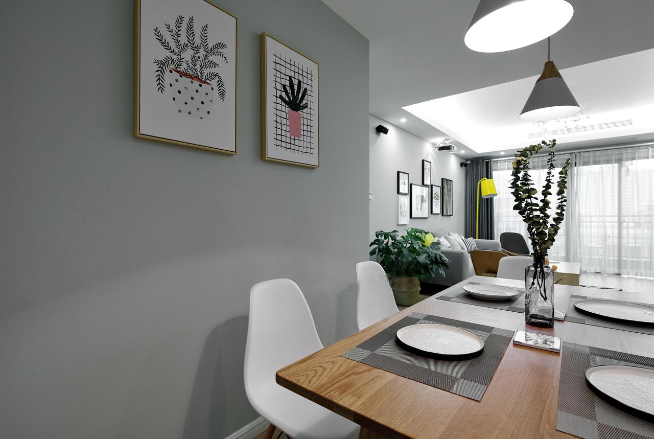 贵阳瑞家空间工作室主创北欧风格