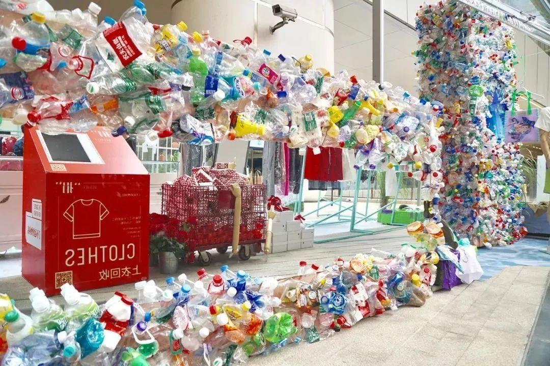 环保装置艺术作品_EVENT   环保时尚的极致玩法_垃圾