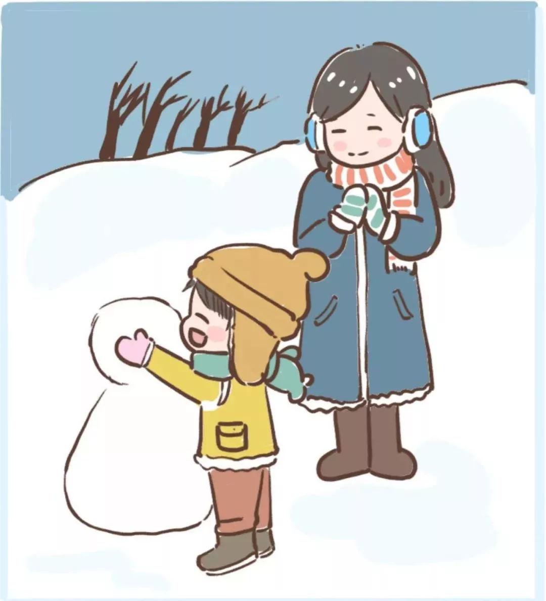 妈妈教宝宝走路简笔画