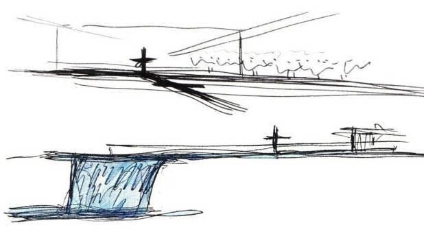 建筑大师的手绘稿竟然还没小学生的水平
