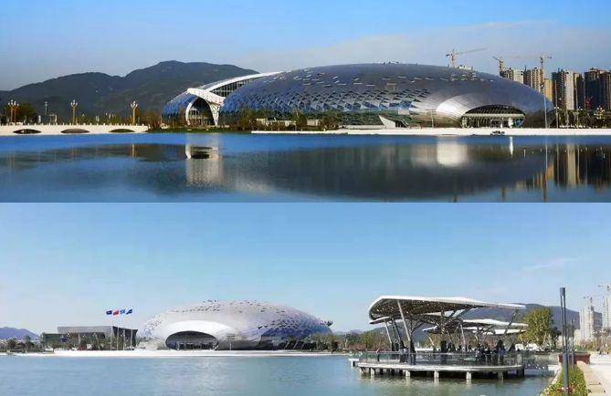 在浙江省德清县著名风景区莫干山脚下,一座 3.