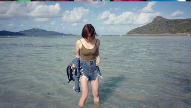 不再是蹦床公主!何雯娜晒近照身材美照,网友:陈一冰后悔了吗