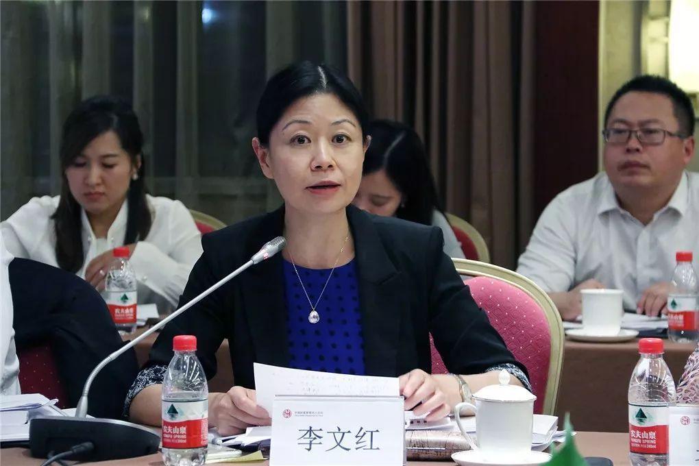 银保监会创新部主任,cwm50学术成员 李文红