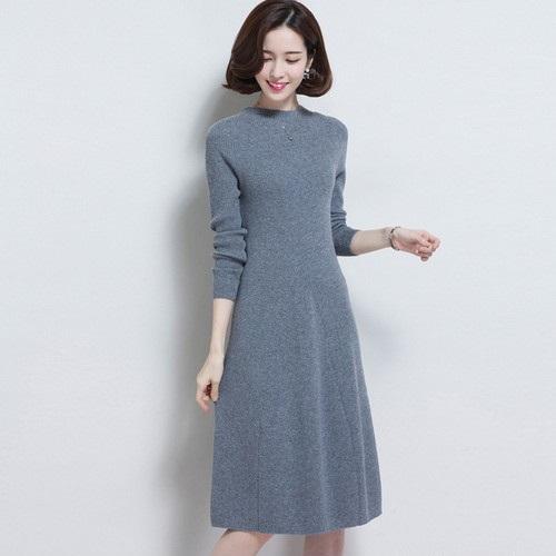 秋季連衣裙如何搭配優雅又時尚 氣質連衣裙搭配示范很OK