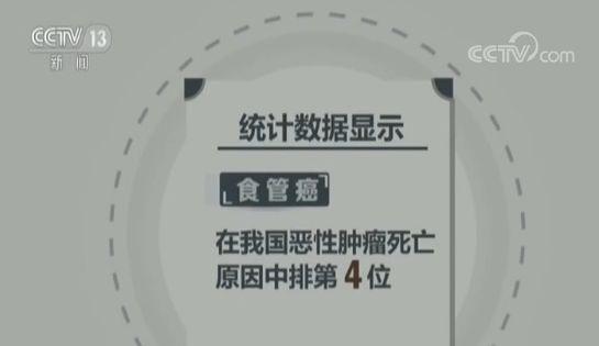全世界一半食管癌患者在中国!竟与这个字有关……