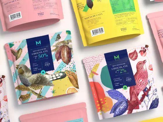 食品糖果电商微商包装设计参考25