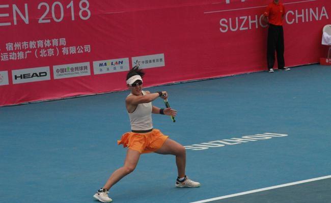 夺赛季第3冠,又一位中国金花进WTA前50!年末有望更进一步!