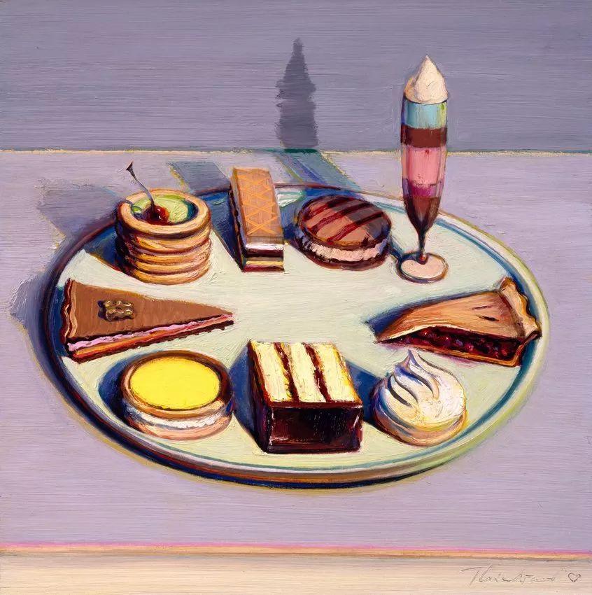 当艺术家产生高美食热量,遇上化学反应?华联美食城安阳图片