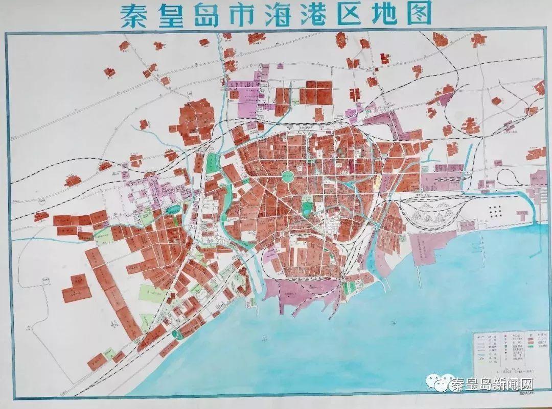 """25年手绘14张地图!他是名副其实的""""海港通""""!"""