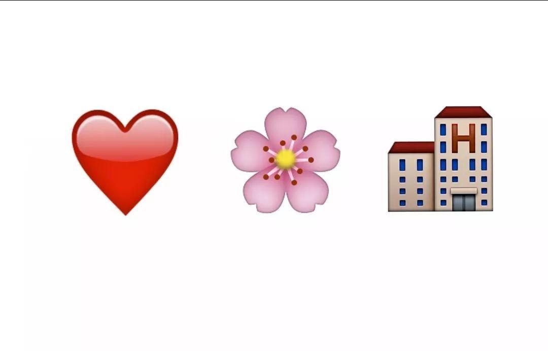 当把工大的一些建筑用emoji表情来表示,你能猜出多少呢?图片