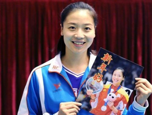 论颜值,不是不输惠若琪,而是中国女排第一颜值?赢在气质