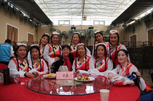 北京七彩阳光志愿服务总队举办三周年庆典晚会