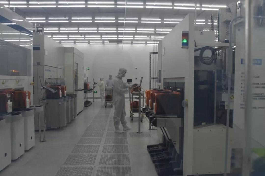 重庆万国12英寸产线年底正式量产