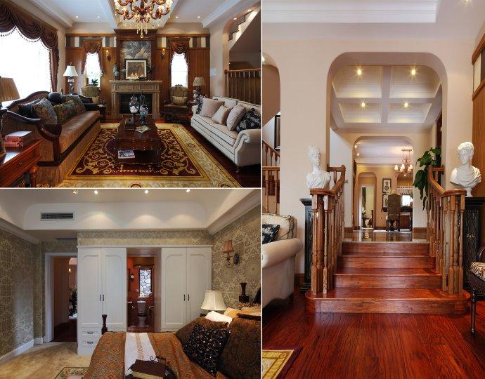 """家装设计师-专做美式风格装修设计""""瑞家空间装饰设计"""""""