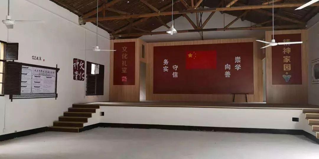 农村舞台设计图