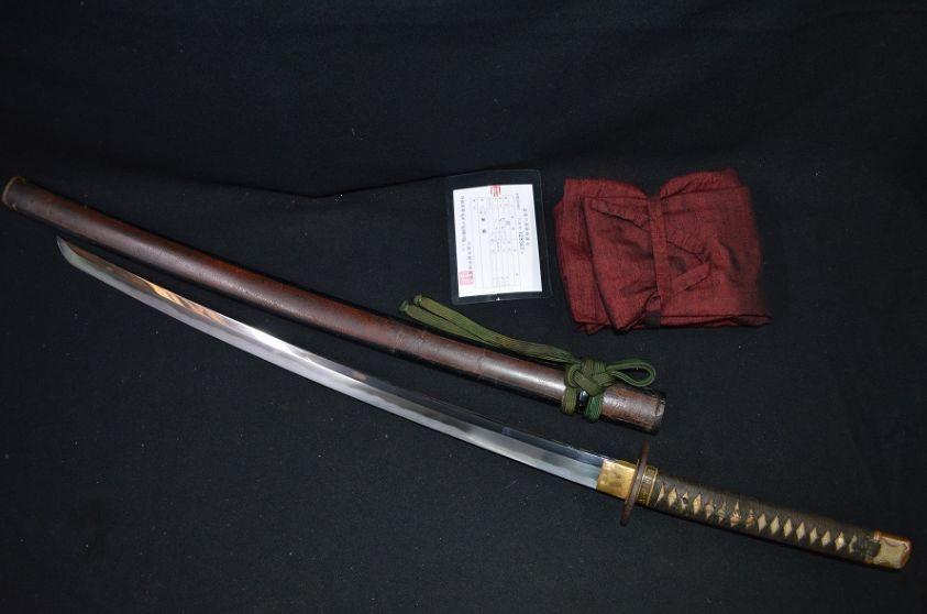 日本武士刀_总说日本武士刀源自唐刀,那为何唐刀是直刃而日本刀是