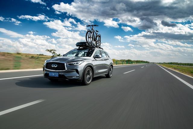 自动驾驶技术的领航者——全新英菲尼迪QX50